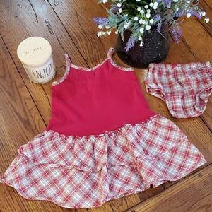 Baby Gap girl summer dress